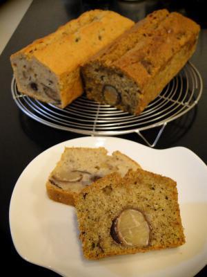 栗のパウンドケーキ2