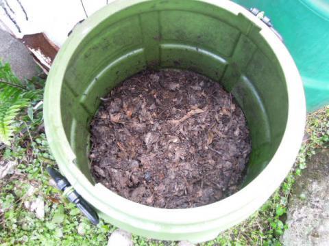 有機肥料(堆肥)