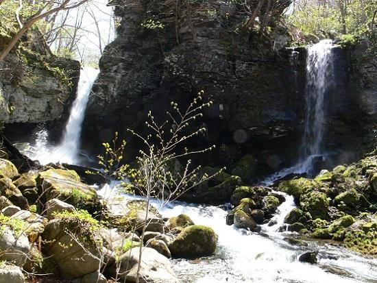 鳴神の滝2