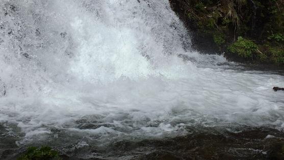 浮島峠の滝4