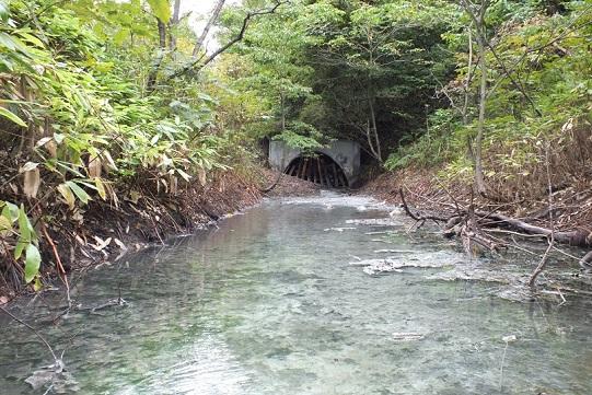 神威炭鉱 鉱口2