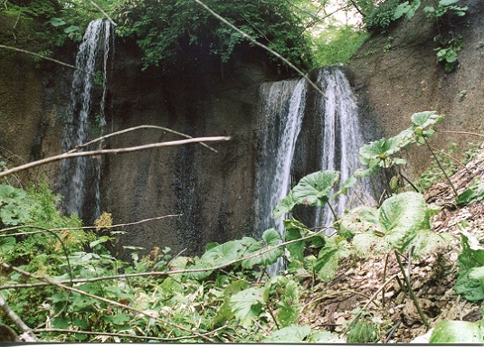 勇振川の滝 (3)