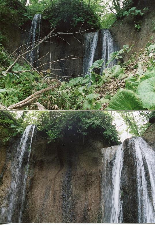 勇振川の滝 (4)