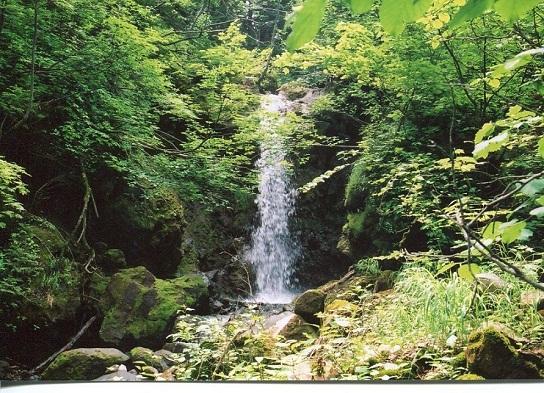 オヤウシナイ滝