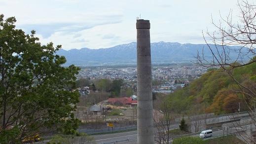 南美唄三井炭鉱2