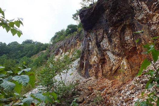 精進川鉱山3