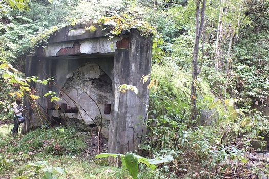 石狩炭鉱 鉱口2