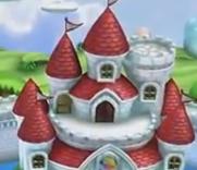 Uピーチ城塔2