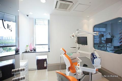 歯医者へ行く