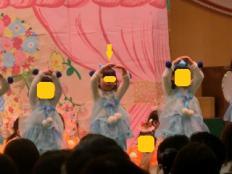 ひな祭りお遊戯会⑤