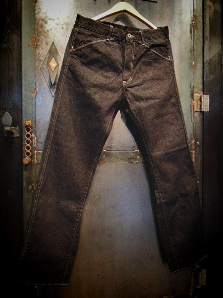SNOID STANDARD STRAIGHT DENIM
