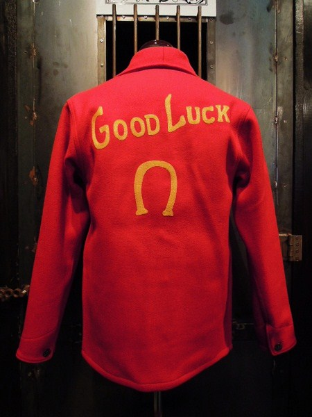 GOOD LUCK WOOL JACKET       (9)