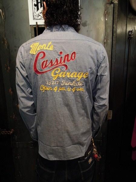 O.C Style  CASSINO WORK SHIRTS (4)