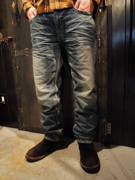 BLAST 5POCKET DENIM PANTS (1)