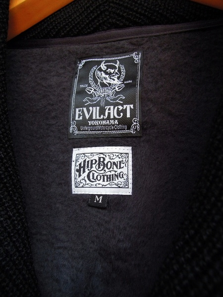 HIP BONE×EVILACT