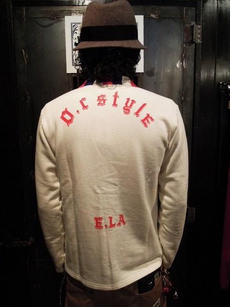 O.C Style E.LA SWEAT CARDIGAN