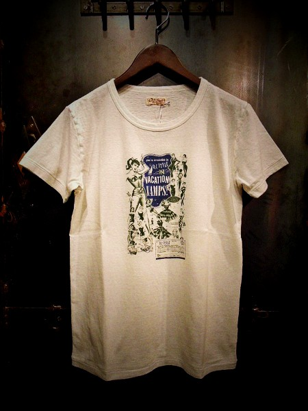 """O.C Style """"Vacation Vamps""""Tee"""
