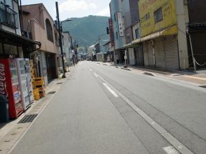 和田山市街