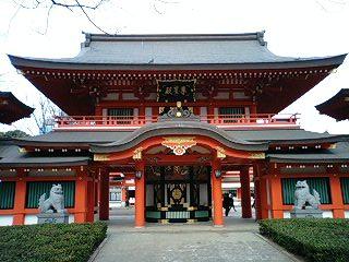 千葉神社 (2)