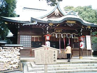 千葉神社 (9)