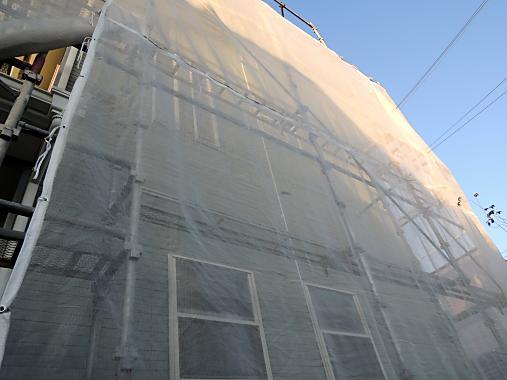 1月29日 壁塗り3