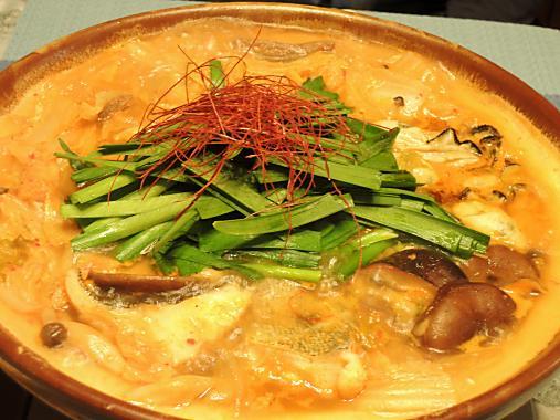 2月1日 キムチ鍋