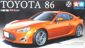 TOYOTA86 タミヤ24
