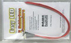 PGMS LEDユニット用簡単コネクター