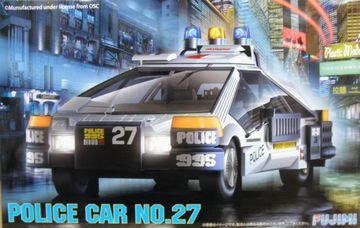 police car no27
