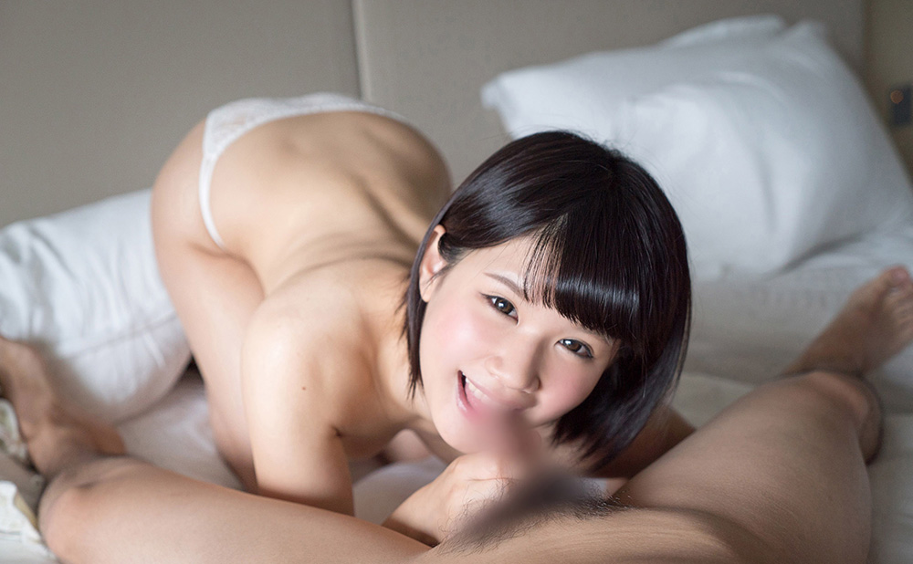 AV女優 白咲碧 フェラチオ 画像 18