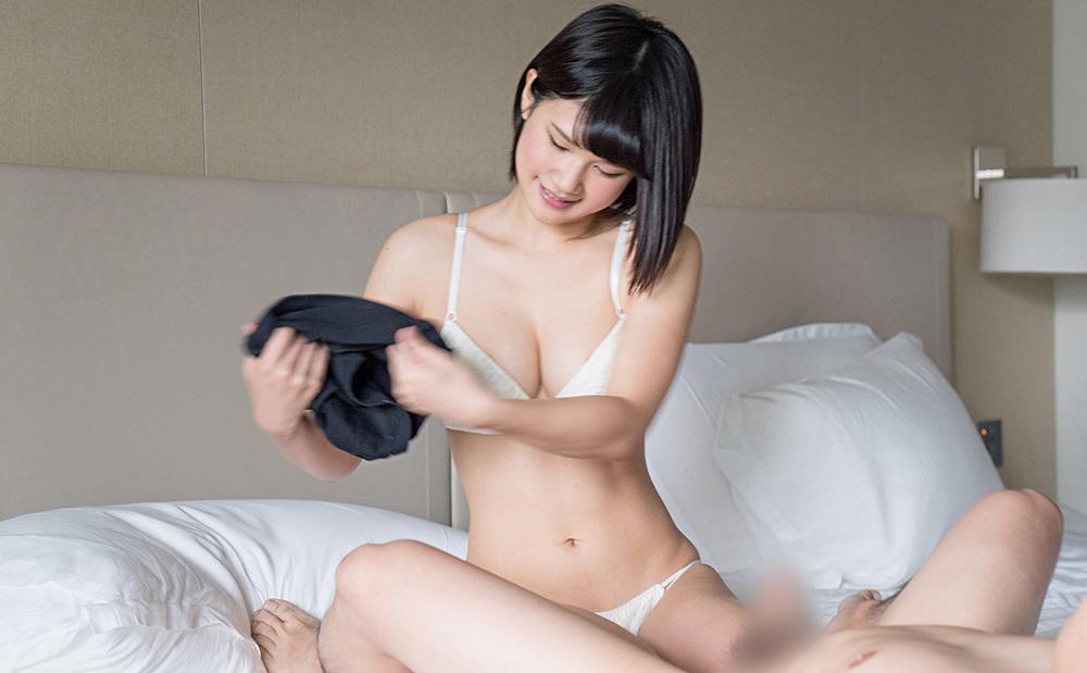 AV女優 白咲碧 フェラチオ 画像 7