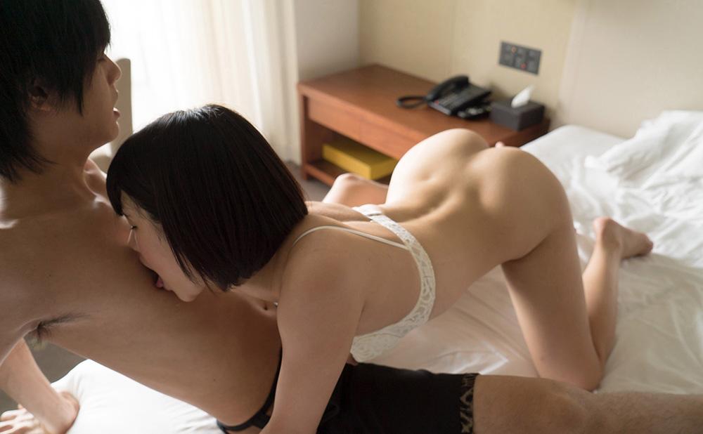白咲碧 セックス画像 45