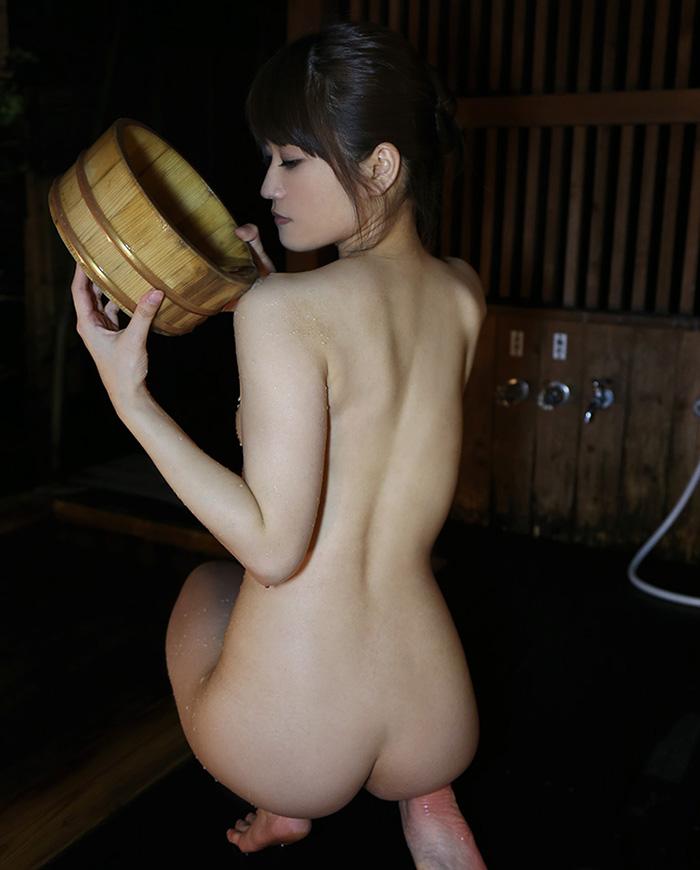 素人 温泉 セックス画像 33