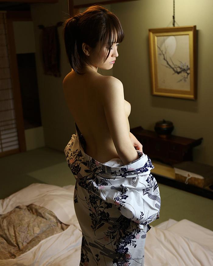 素人 温泉 セックス画像 42