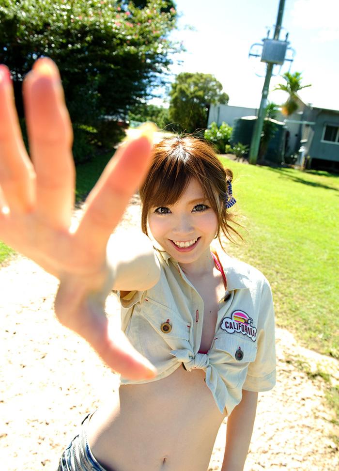 AV女優 可愛い女の子 ハニカミ 35 25