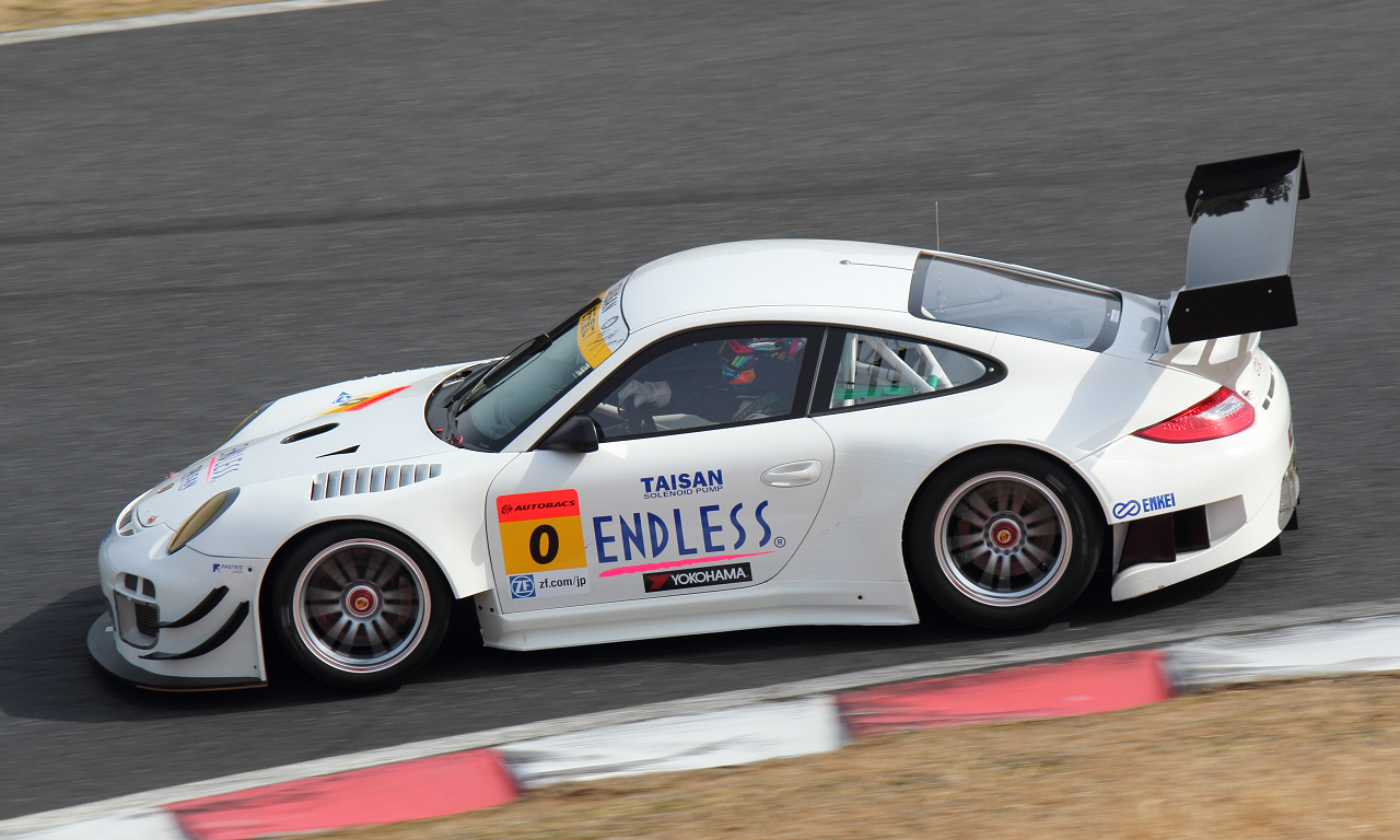ENDLESS TAISAN PORSCHE(20130316)