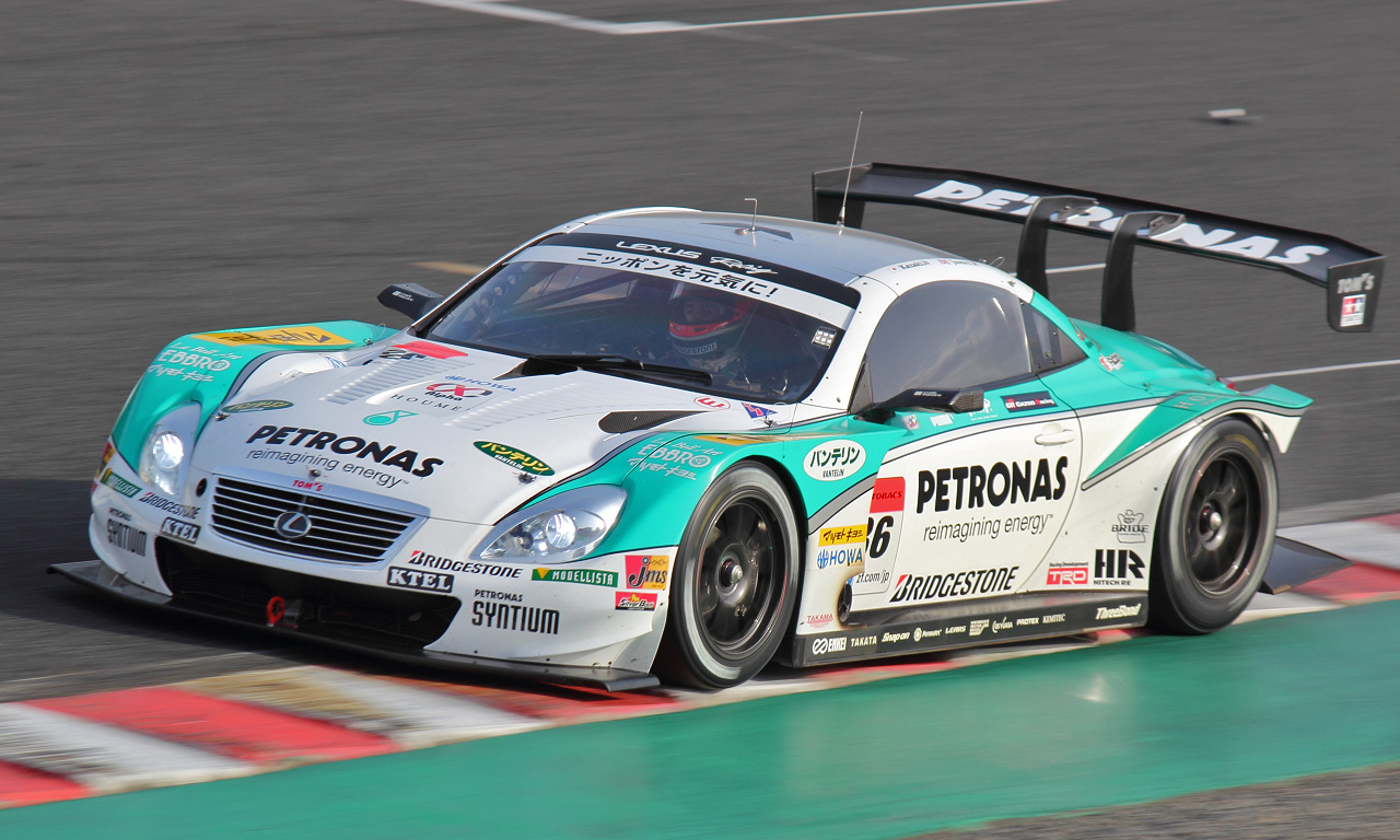 PETRONAS TOM'S SC430(20130317)
