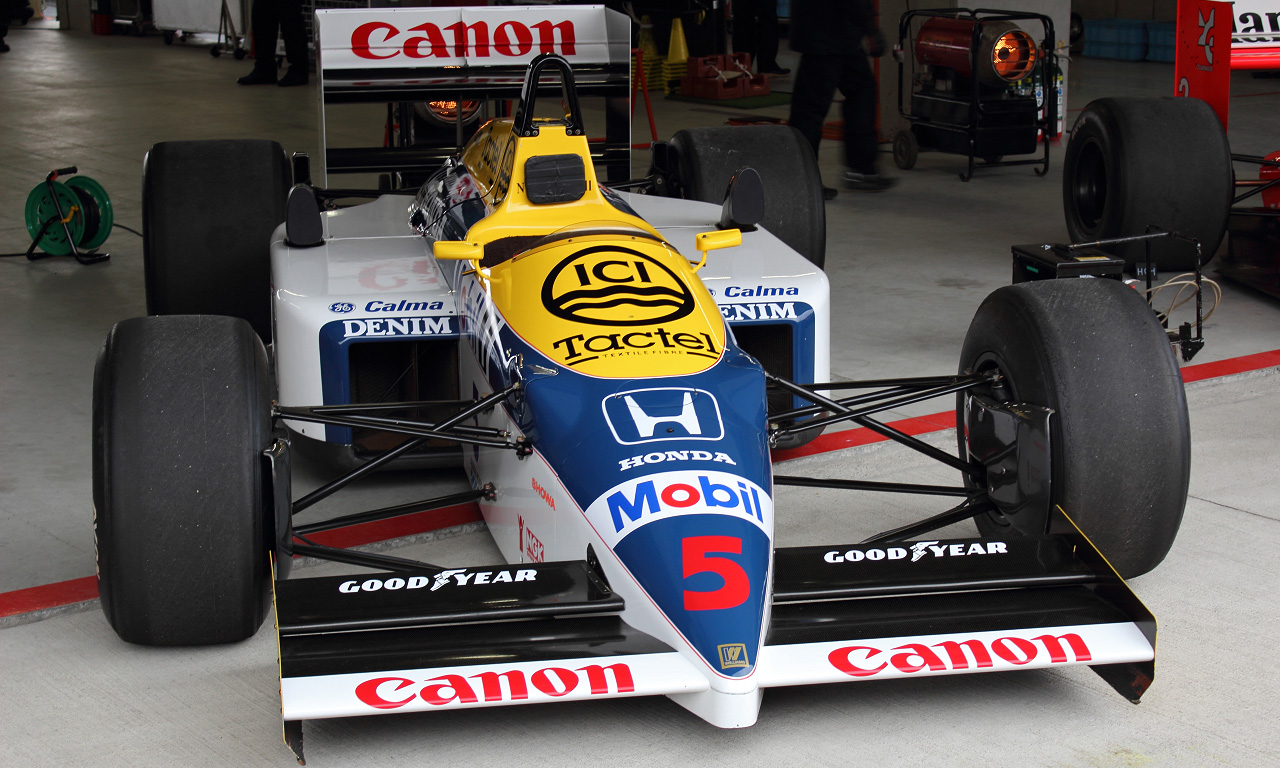 Williams FW11(20140404)