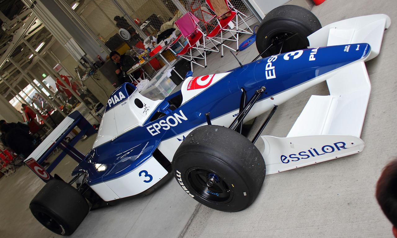 Tyrrell 019(20140404)