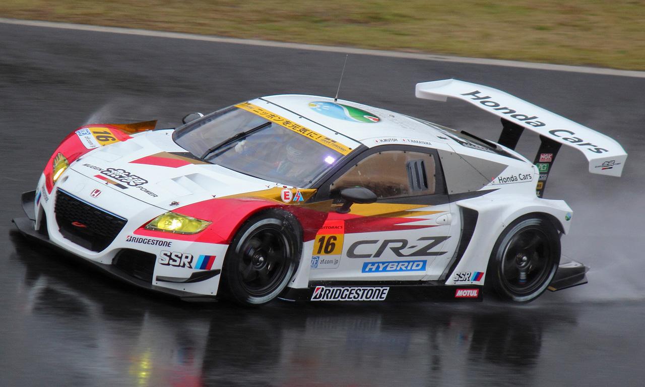 MUGEN CR-Z GT(20130428)