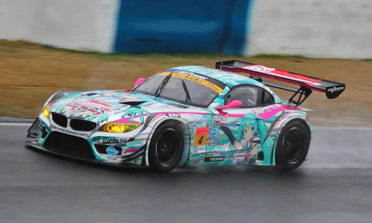 GSR 初音ミク BMW(20130428)