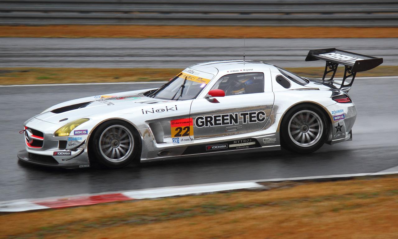 グリーンテック SLS AMG GT3(20130511)