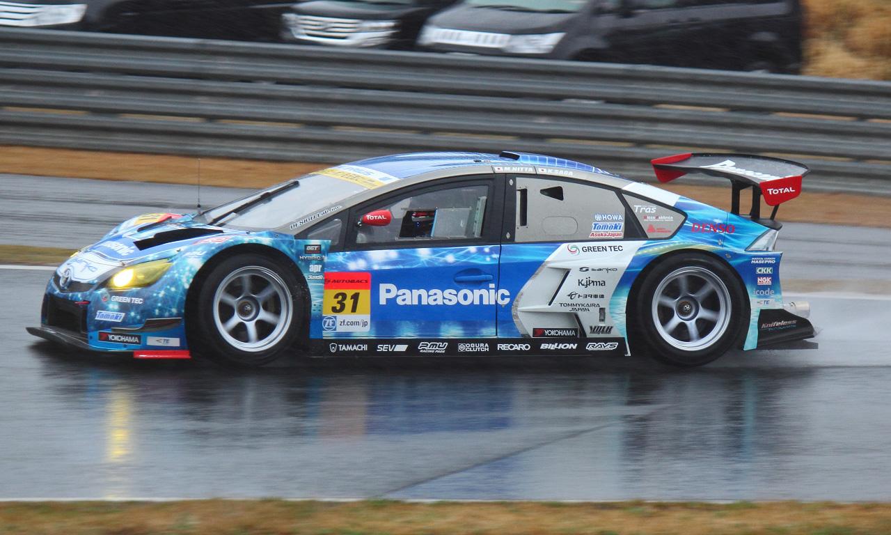 Panasonic apr PRIUS GT(20130511)