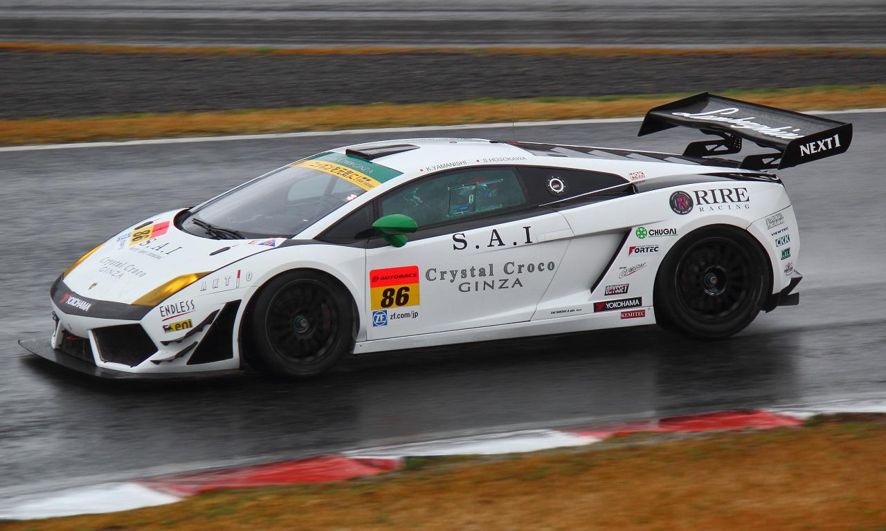 クリスタルクロコ ランボルギーニ GT3(20130511)