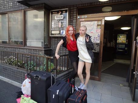 双子のフィンランド人姉妹 ②-A