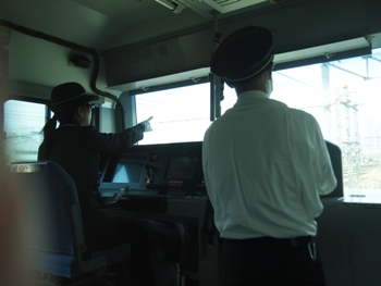 P4231697女性運転士