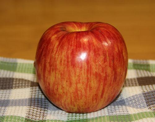 美味しいリンゴ