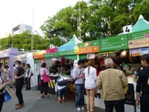 2013年GW清里・ビール祭 050