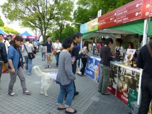 2013年GW清里・ビール祭 006