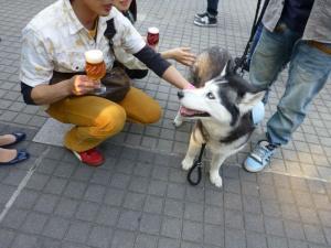 2013年GW清里・ビール祭 015
